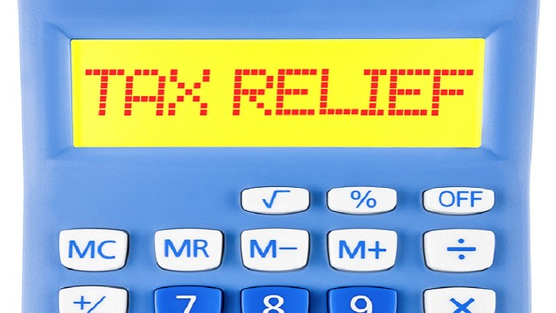 Tax Relief Program Options for Seniors